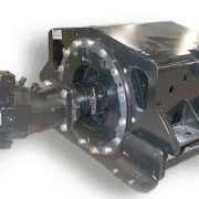 Variable Displacement Winch Drive Motor