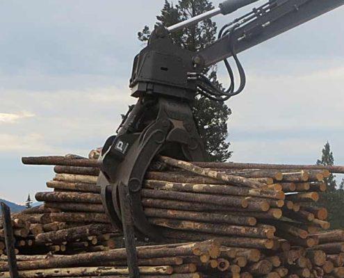 Pierce Forestry Grapple PPA-27-F