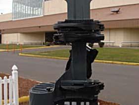 3 Heavy Duty Cast Arms
