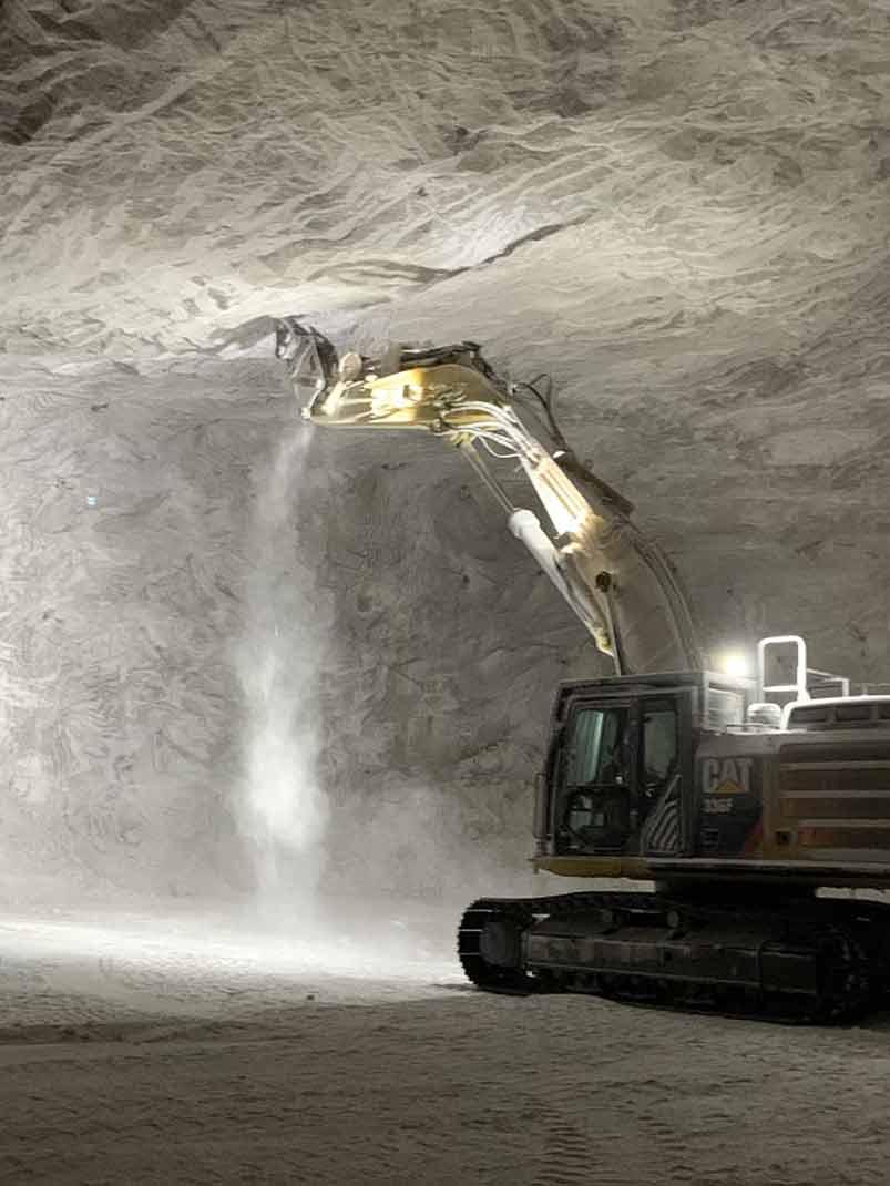 Pierce Underground Mining
